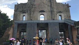 Ruins of St Paul's yang Wajib Dikunjungi di Macau