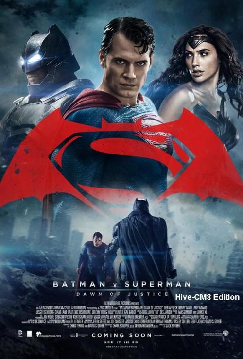 Batman Vs Superman Dawn Of Justice   Gb Full Hd