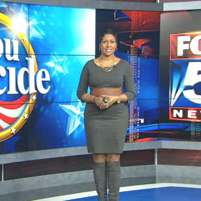 THE APPRECIATION OF BOOTED NEWS WOMEN BLOG : FOX 5'S LISA ...