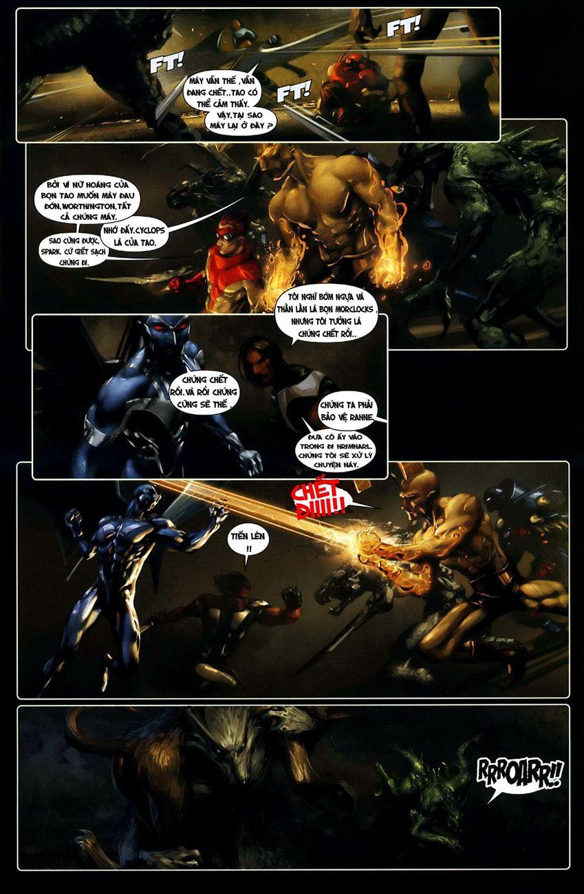 X-Men Necrosha chap 3 trang 8