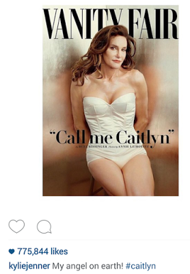 The Kardashian And Jenner Girls React To Caitlyn's Revelation, Former Bruce Jenner