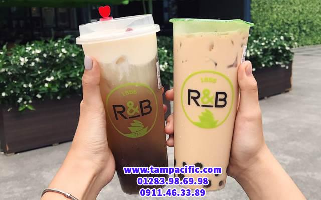 Quán trà sữa đậm chất Đài Loan ở Sài Gòn trên đường Nguyễn Tri Phương