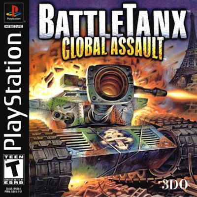 descargar battle tanx global assault psx mega