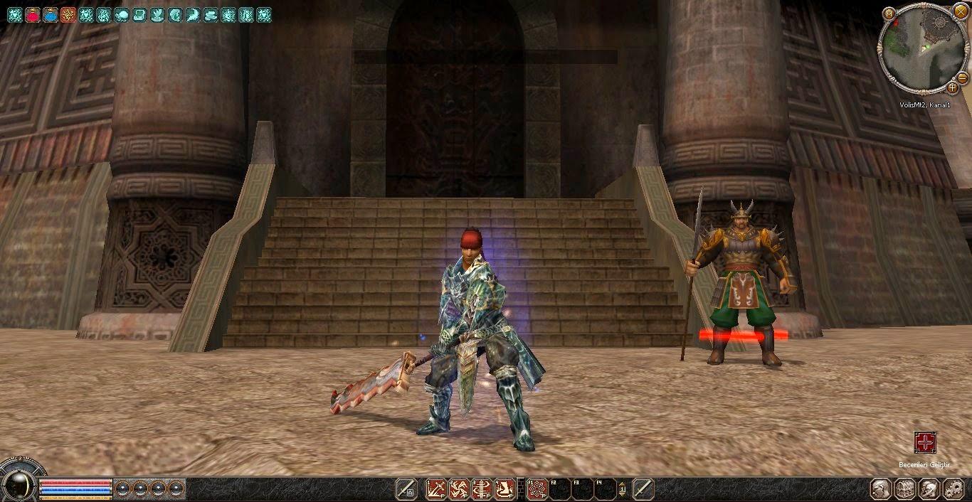 kin kılıcı metin2