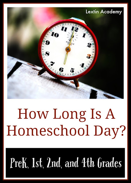 How Long Is A Homeschool Day?