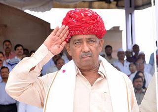 Spotlight : BJP MP from Ajmer Sanwar Lal Jat dies