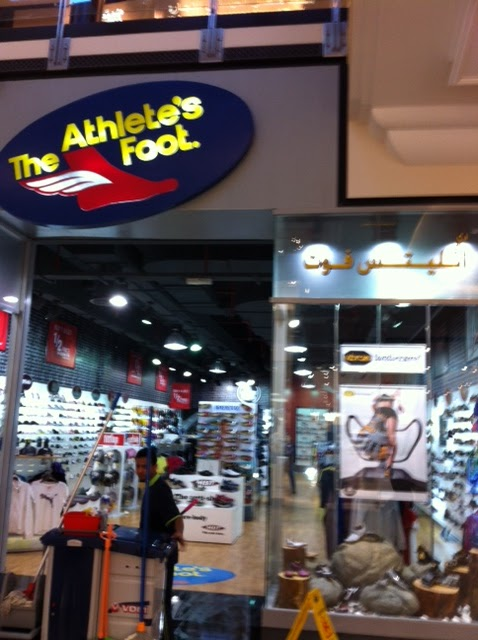 pretty nice 50e29 92318 The Athlete s Foot in UAE is now selling Vibram Five Fingers