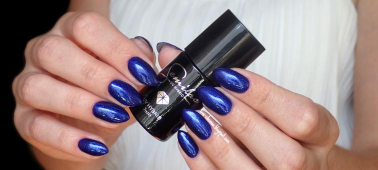 semilac niebieskie odcienie