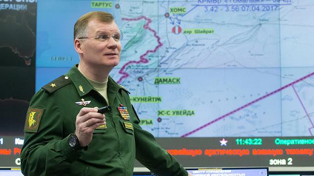 """EE.UU. """"ni en sueños"""" ha visto la transparencia de las operaciones militares de Rusia"""