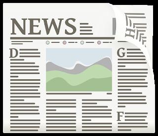 Imagem jornais e revistas