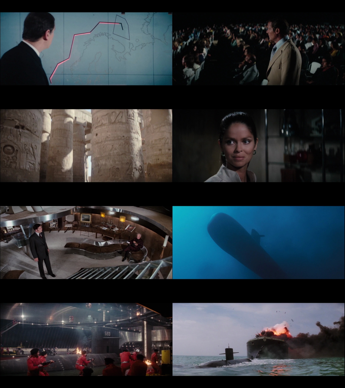 007 La espia que me amo 1080p Latino