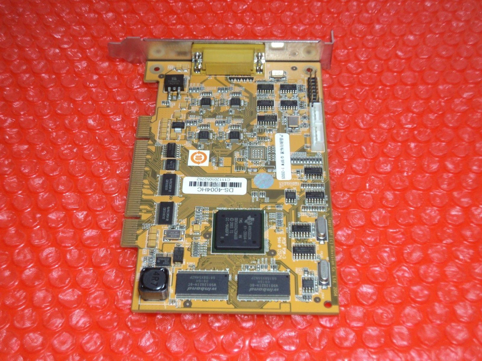 Hikvision DS-4004HC Video Capture Card 4004HCV4 | Marine