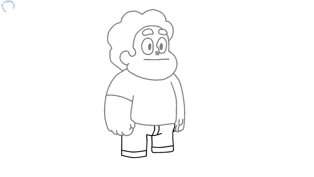 Coloring pages for kids free images: Steven Univers free coloring ...