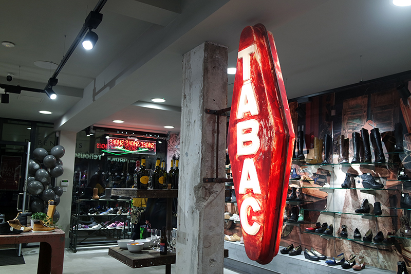 Inside the New Jake Shoes Altrincham