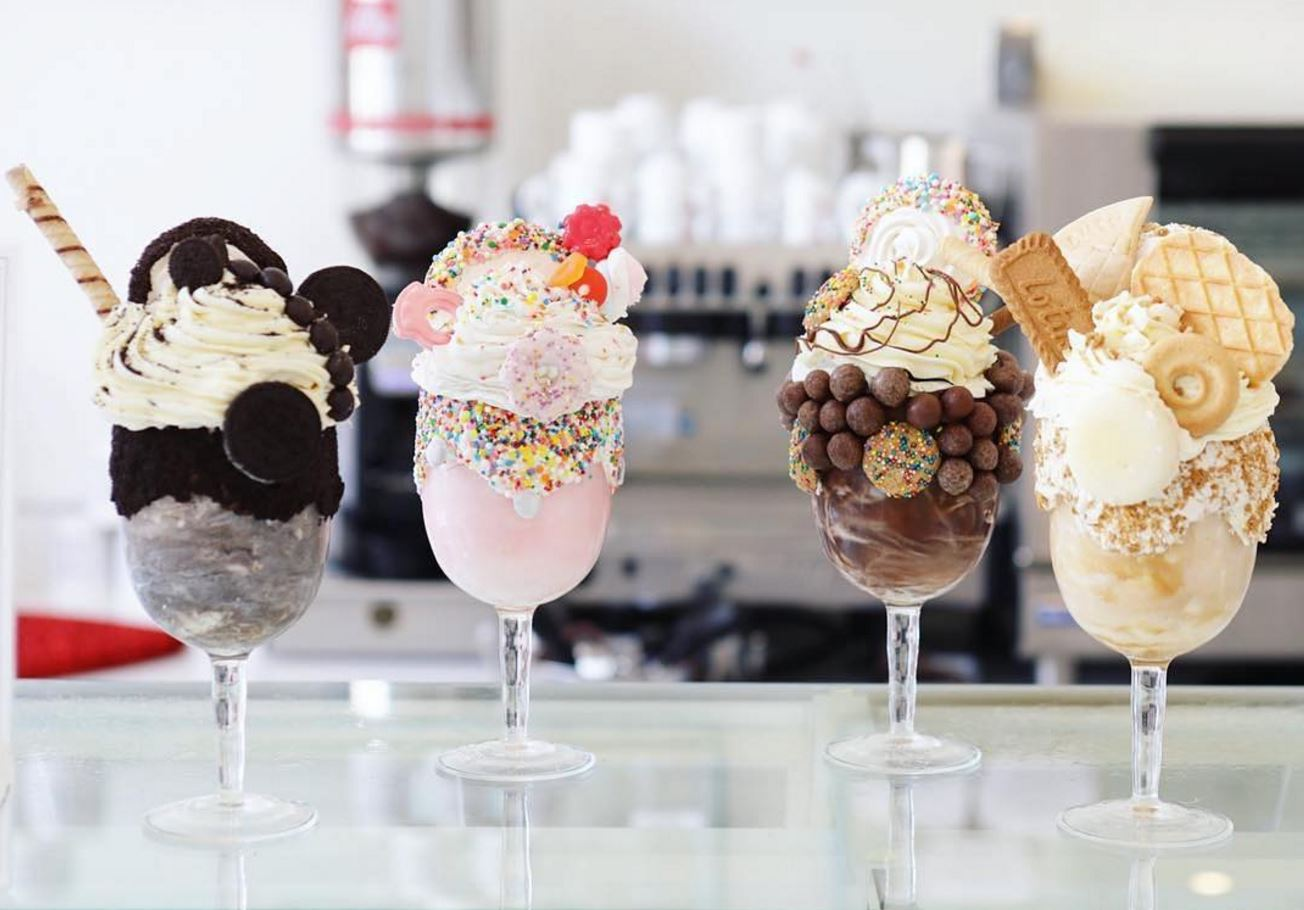 Your Guide To The Most Magical and Loaded Milkshakes In OC & LA