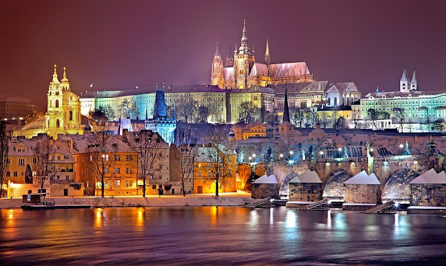 22 Best Places to Travel Christmas 2018 in Europe - Part II