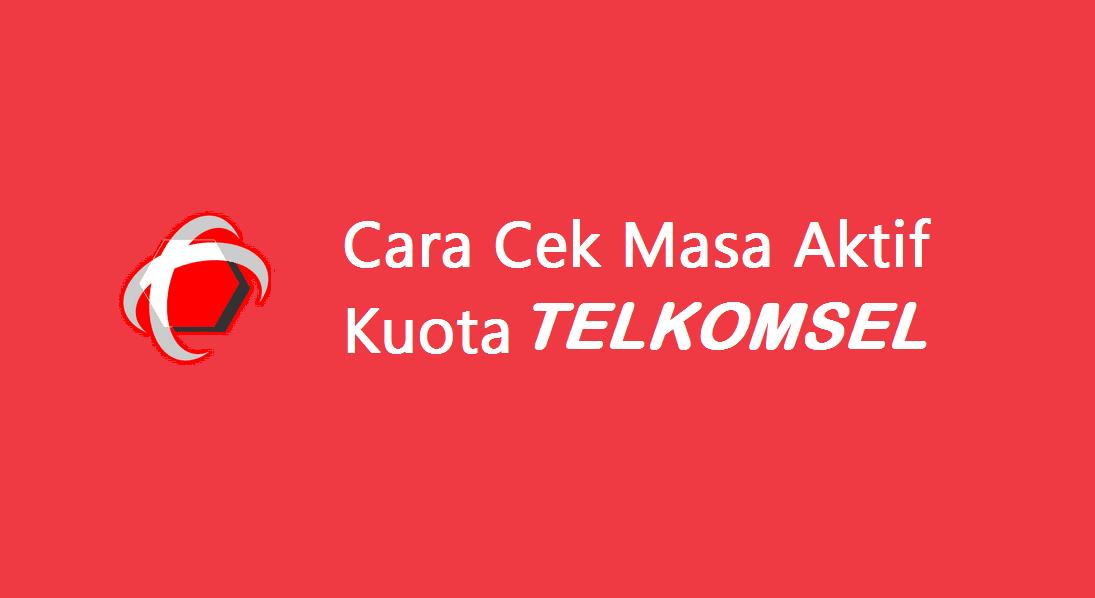 Cara Cek Masa Aktif Kuota Telkomsel Simpati