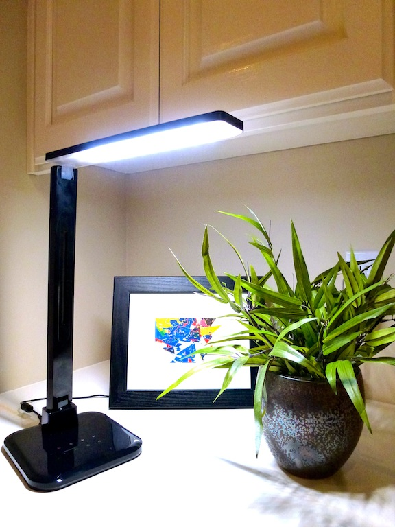 Astounding Best Led Desk Lamp Lightblade 1500 By Lumiy Lumiy Interior Design Ideas Tzicisoteloinfo