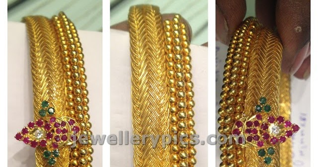 Tussi Work Old Fashioned Armlet Design Latest Jewellery