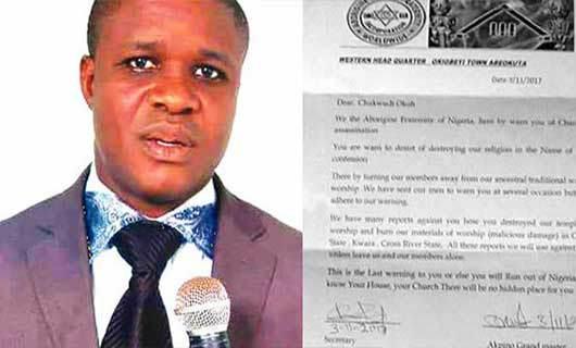 Lagos pastor allegedly threatened with havoc over shrine demolition