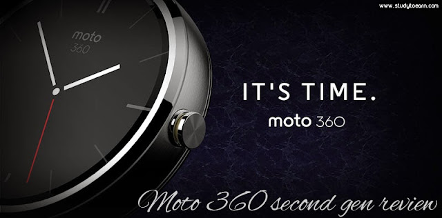 Moto 360 second gen review