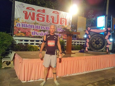 9th Lan Saka marathon, 23rd June 2013 before the start