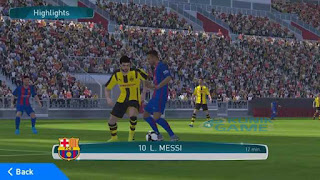 Download Game Pro Evolution Soccer 2017 v0.1.0 APK DATA OBB for Android