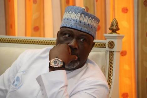 Dino Melaye Talks Tough:
