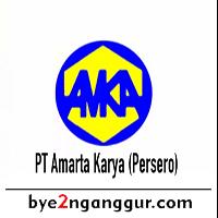 Lowongan Kerja PT Amarta Karya (PERSERO) 2018