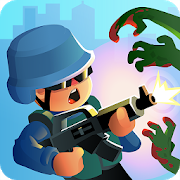 Zombie Haters (Unlimited Coins - One Hit Kill) MOD APK