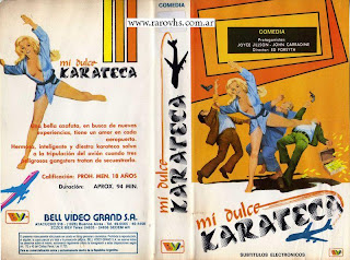 Mi dulce Karateca = Superchick (1973)