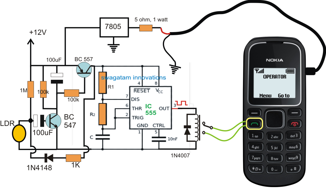 How Electret Microphone Works further Cellphone Jammer Circuit Explored furthermore How To Connect Cellphone Display With further 304204149811489323 in addition Laser Activated Gsm Call Alert Security. on laser activated gsm call alert security