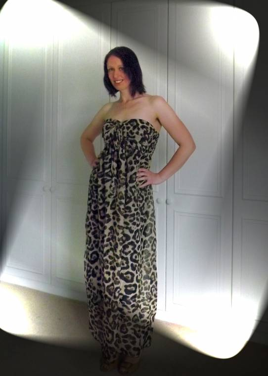 Maxi Dress Review From My 987 Wardrobe (Dot) Com