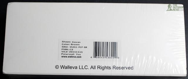 Walleva Mr. Shield Lenses -- Unboxing 1