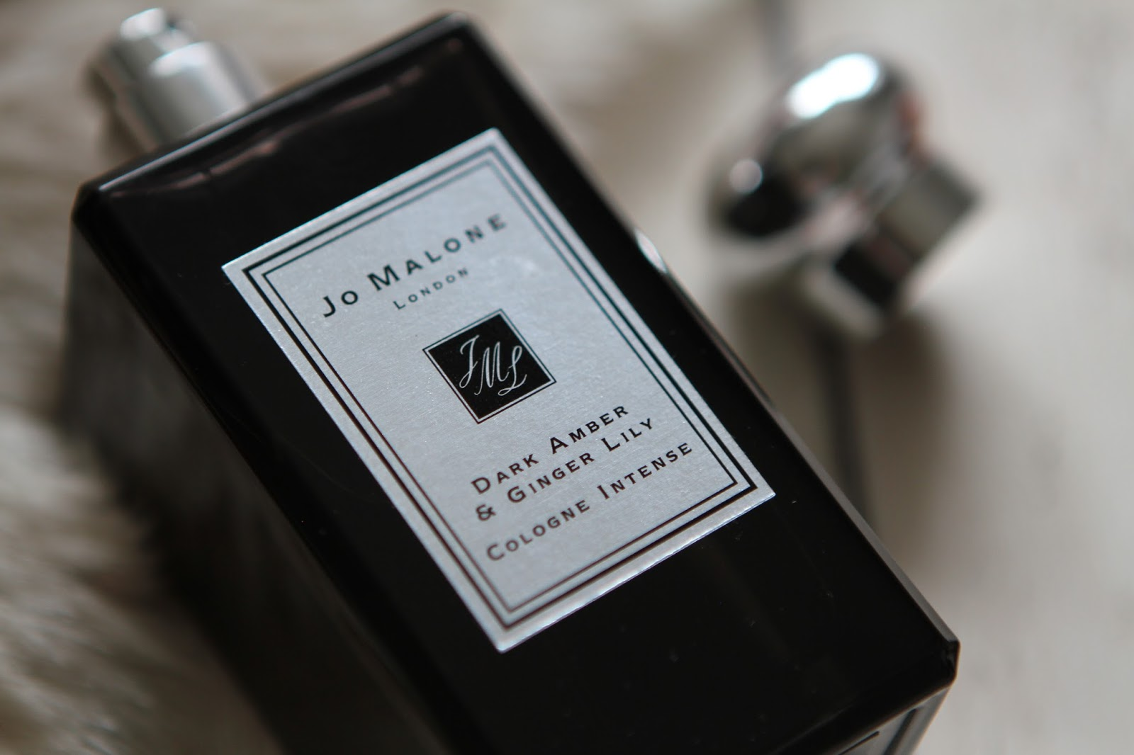 Jo Malone Dark amber and gingerlily