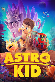 Astro Kid - BDRip Dual Áudio