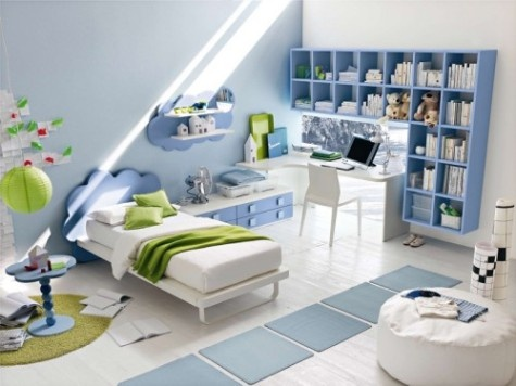 Ikea muebles para ni os dormitorio infantil decora - Muebles dormitorio ninos ...