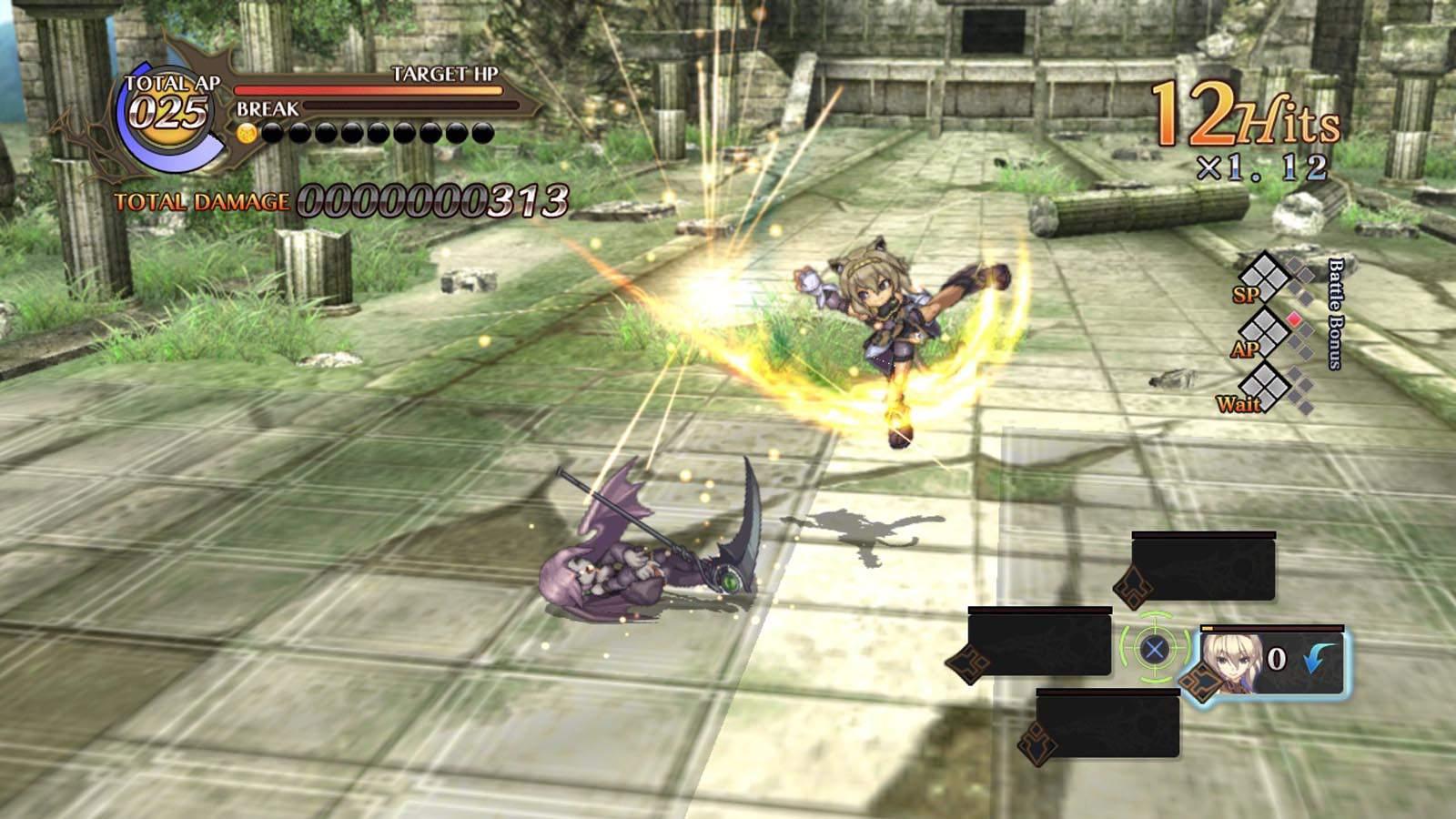 تحميل لعبة Agarest Generations Of War 2 مضغوطة برابط واحد مباشر كاملة مجانا