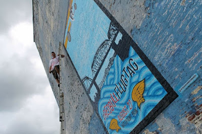 Fort Thomas Matters Local Artist Turns Graffiti Into A Career