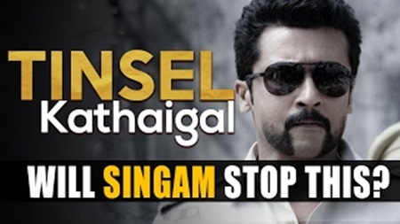 Will Durai Singam avoid this?