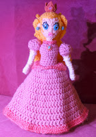 http://www.ravelry.com/patterns/library/princess-peach---princess-toadstool