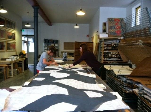 Confetti And Stripes Wallpaper Elite Porter Teleo