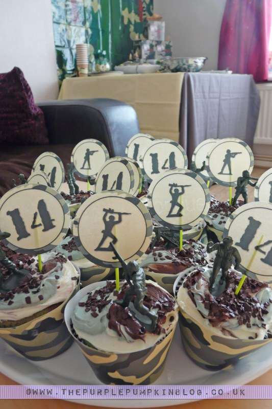 #Army Themed #Party Ideas