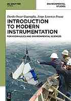 Introduction to modern instrumentation for hydraulics and environmental sciences PDF free download