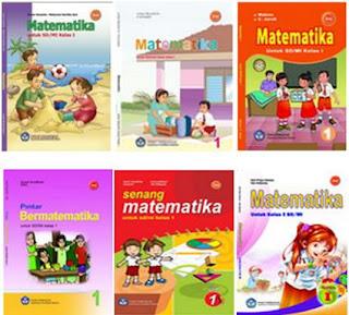 Buku Online Mata Pelajaran Matematika Kelas 1 SD/MI