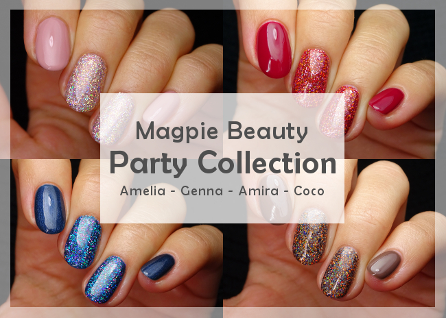 Magpie Beauty Party Collection