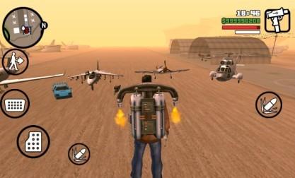 free online game gta san andreas