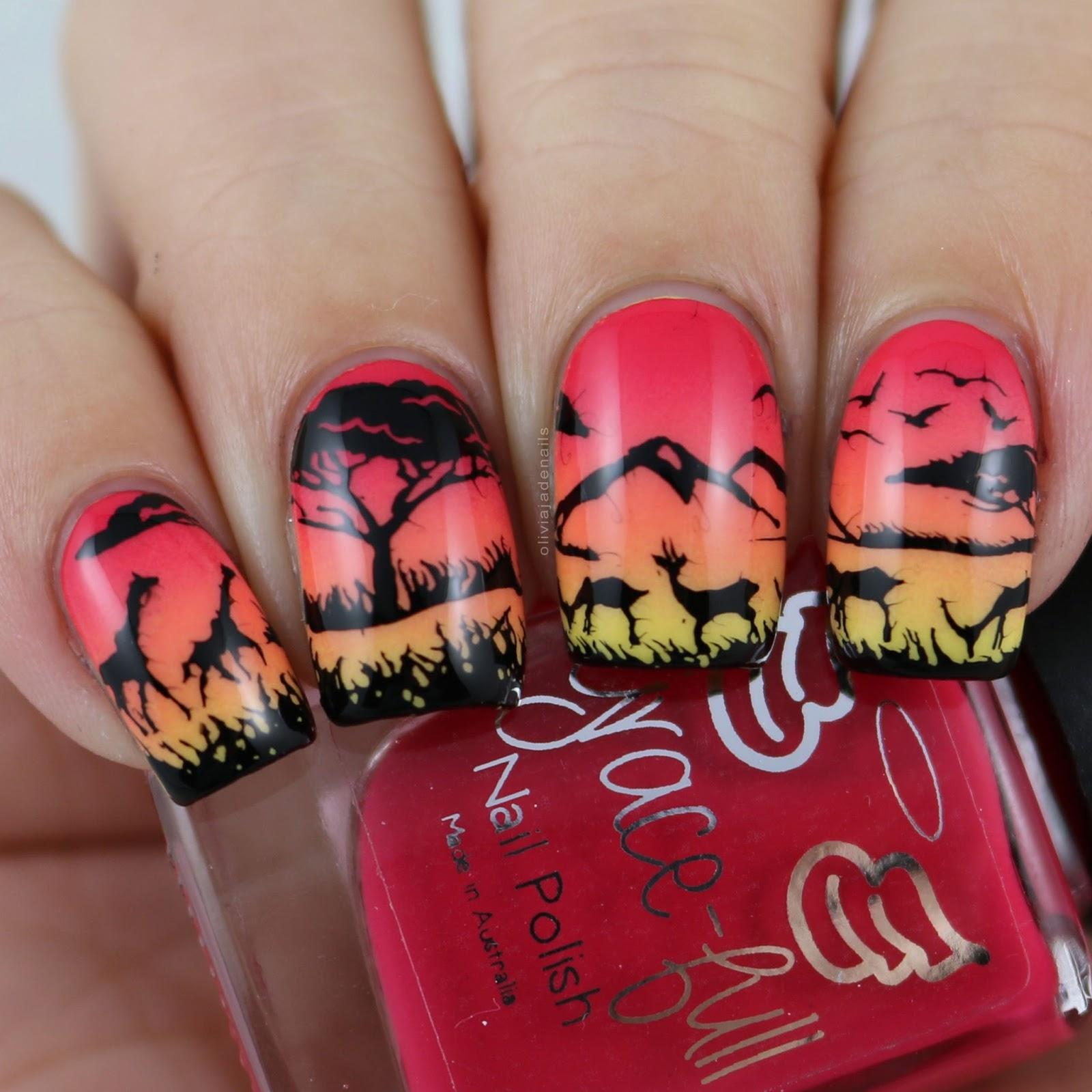 Olivia Jade Nails: Crumpet\'s Nail Tarts: 26 Great Nail Art Ideas ...