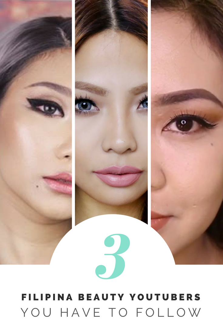 pinay beauty youtubers to follow right now!