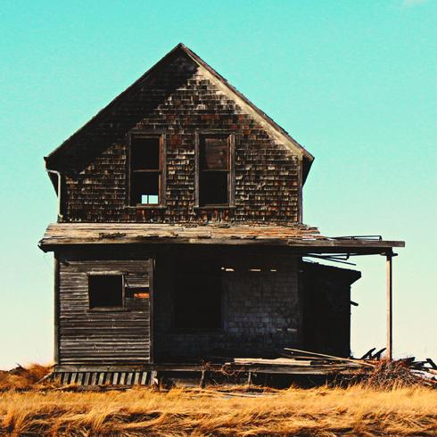 Abandoned House Saskatchewan